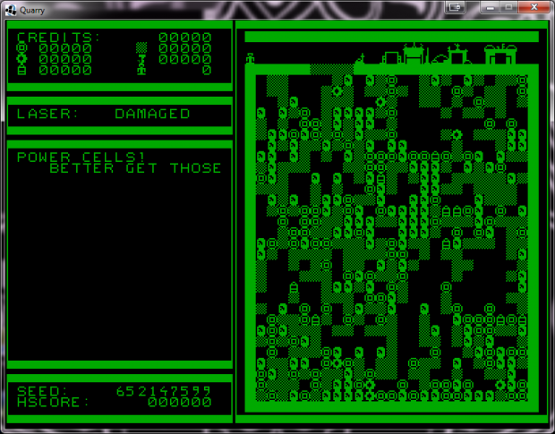 Quarries of Scred - Development Progress 017