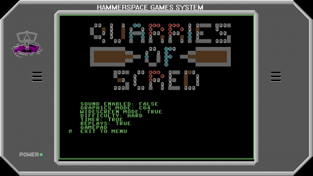 Quarries Of Scred - Update 005 - Options Screen [C