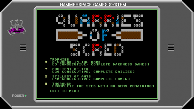 Quarries Of Scred - Update 005 - Trophies Screen [
