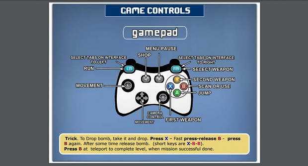 gamepad pic