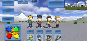 Further updated characters + new GUI!