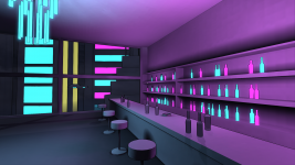 Capgras City Bar I [WIP]