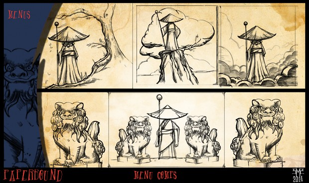 Monk Character Concepts