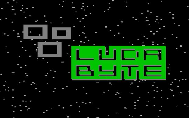 Space Crazy Zones Ludabyte Logo
