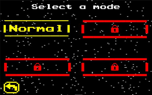 Select Mode Locked