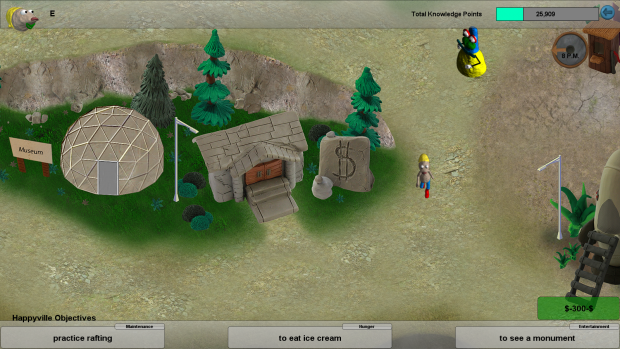 Town Objectives