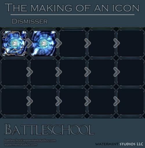 Dismisser icon