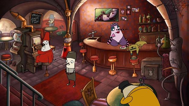 The Inner World Screenshots