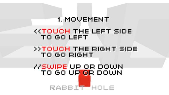 Rabbit Hole 3D ScreenShot