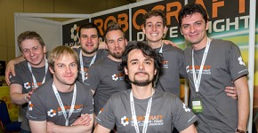 Group Photo at Insomnia51