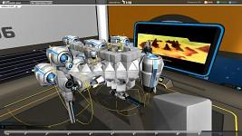 Some user generated screenshots of Robocraft