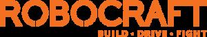 The Robocraft logo - orange version