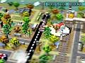 Voxel Raid city demolition (updated)