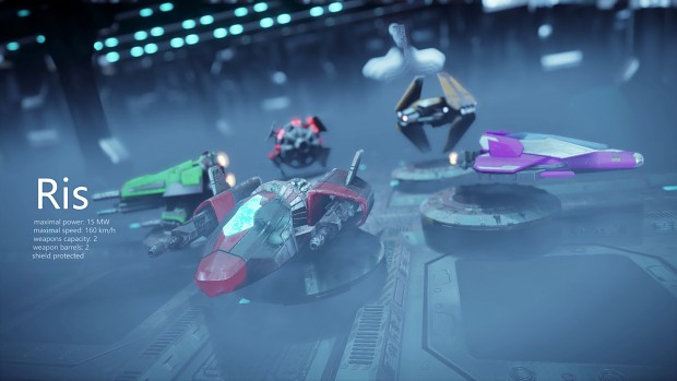 SUPERVERSE - Screenshot from the game