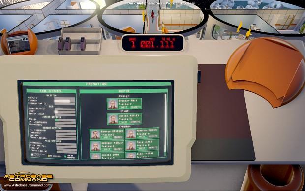 WIP view of the desktop GUI in Alpha