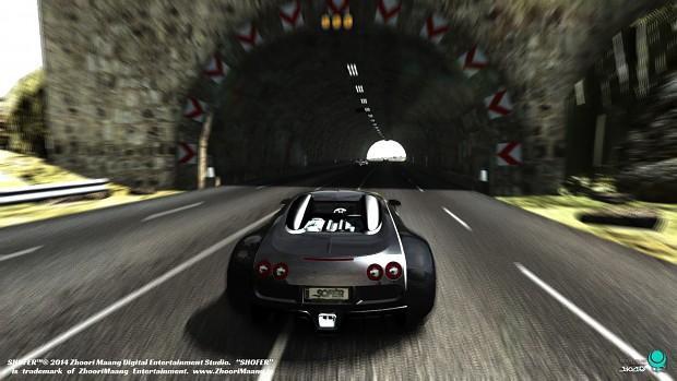 SHOFER Race Driver