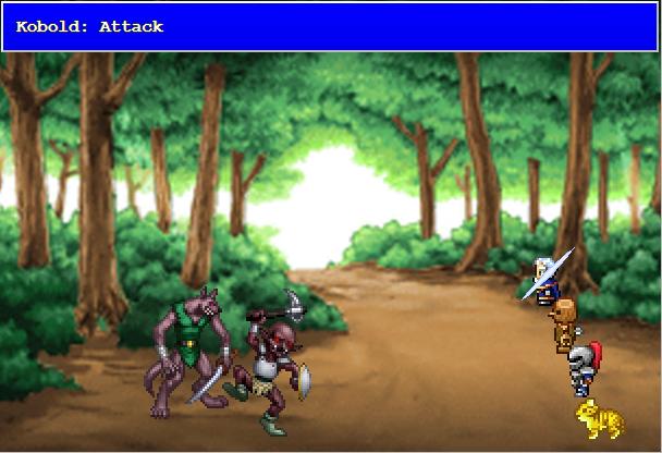 Fight screenshots