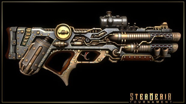 Steameria : Rifle
