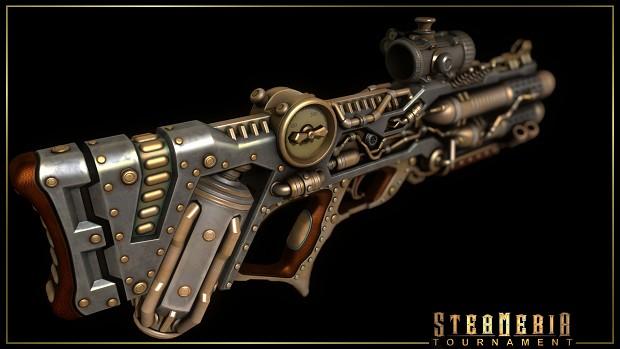 Steameria : Rifle