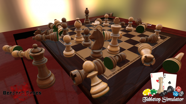 Chess - Wood Variant