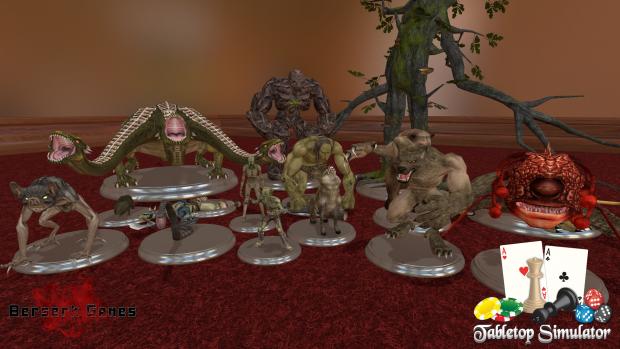 RPG Figurines