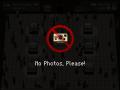 No Photos, Please!