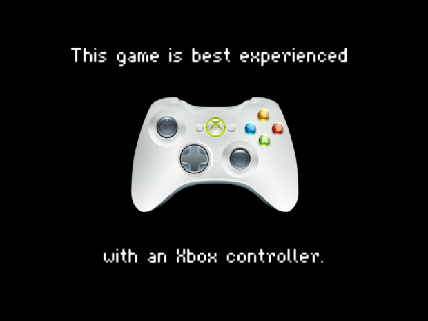 Best experienced with an Xbox controller
