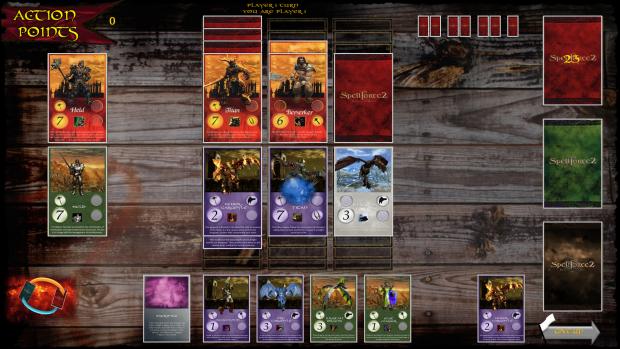 SpellForce 2 - Master of War 3.0 (Forces of Eo) Gameplay Screenshot