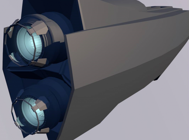 Colony Ship Engine
