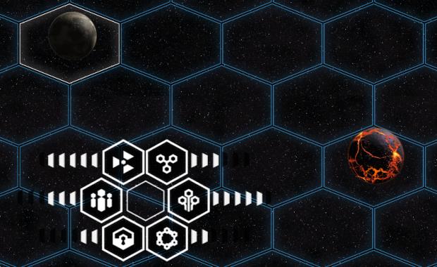 New Planet UI