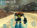 Robot Race