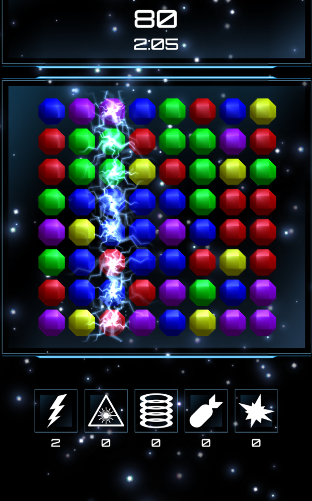 Screens from Space Gems