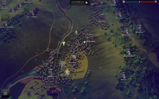 Ultimate General: Gettysburg Windows, Mac, Linux, iOS