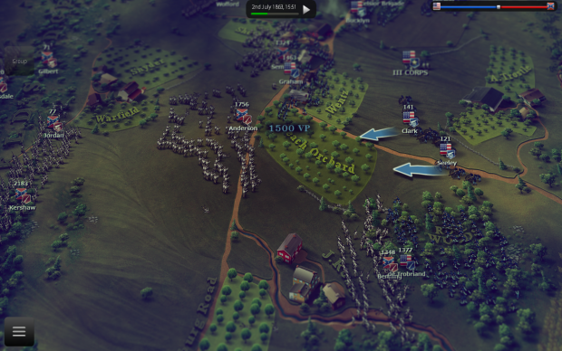 Latest game screenshots