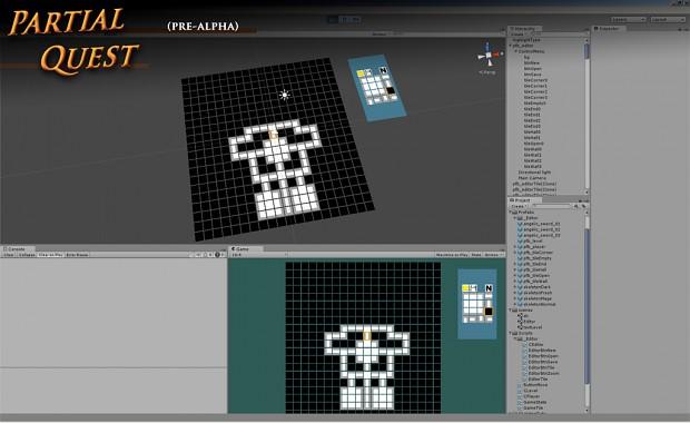 Partial Quest - 2D Tile Editor