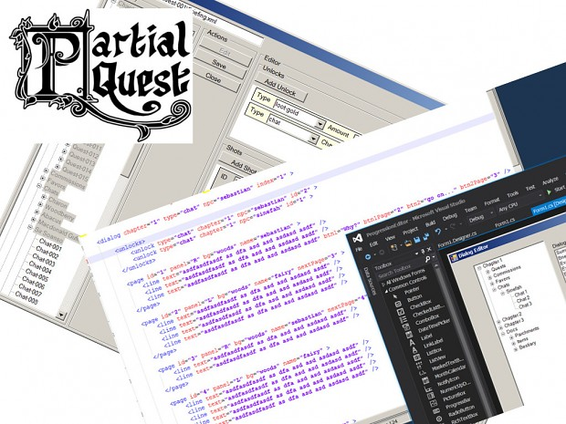 Partial Quest - Update 08 - Preview