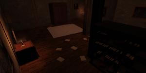 Wooden Floor - Lensflares