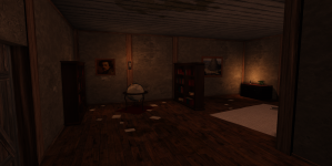 Wooden Floor - Basic Room