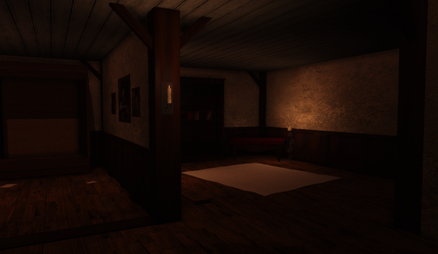 Wooden Floor - New rooms coming with v 1.0