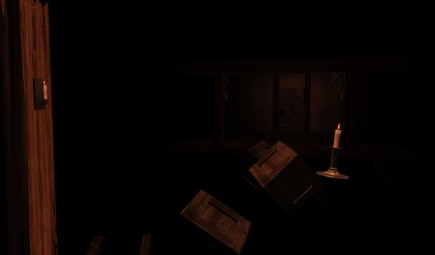 Dark Passage - Wooden Floor - Preview 2