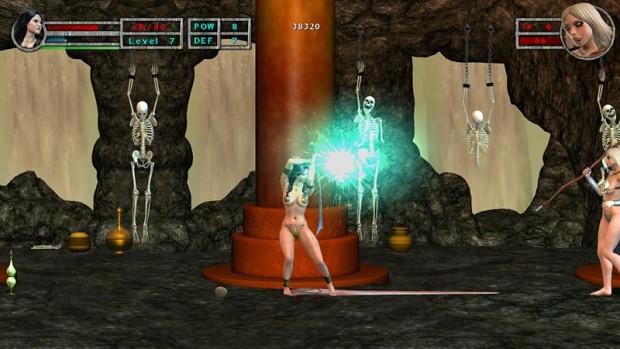 Barbarian Brawl Thief screenshots in-game image