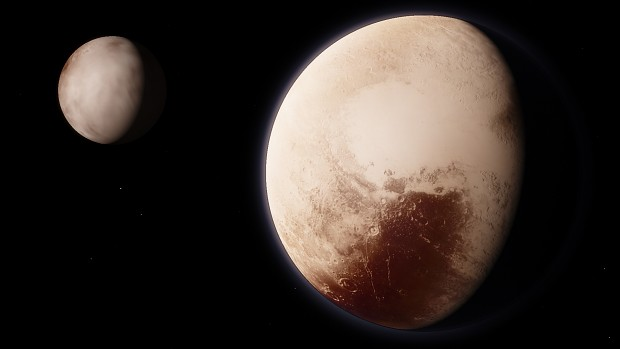 New Pluto and Charon Maps