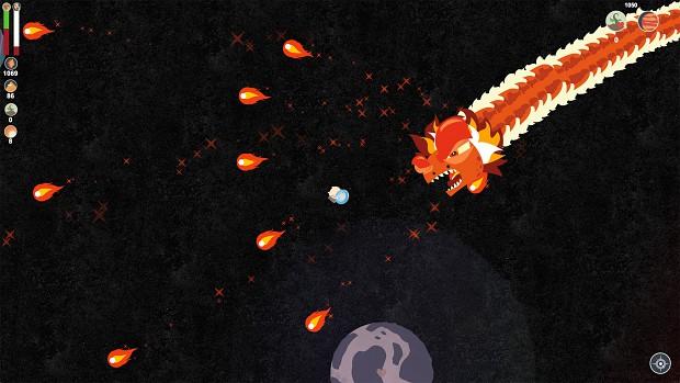 Fire Dragon Fight!