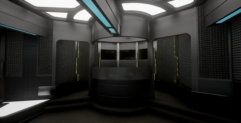 Transporter room udpate