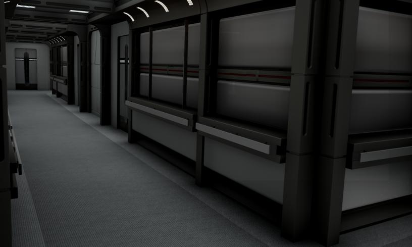 deck2 corridor materials update