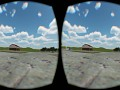 Inner Court Yard with Look Select in Oculus