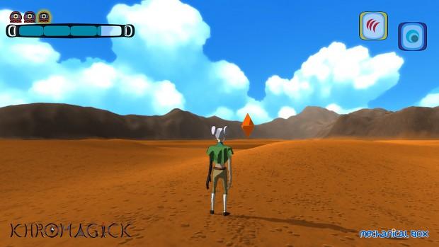 Development Screenshot 3