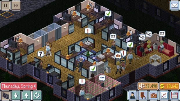 The horror of office cubicles