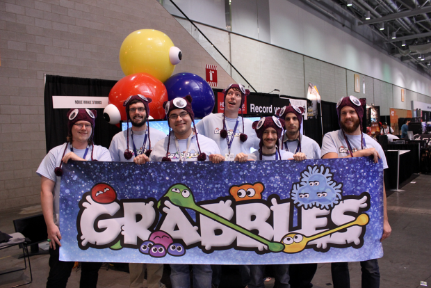 The team at PAX East