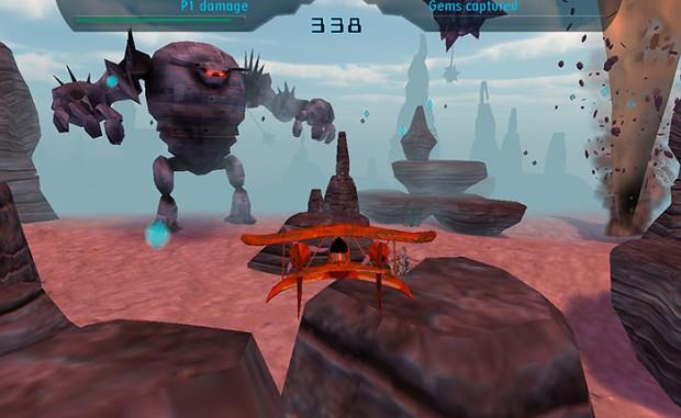 Sky Battles - Robots